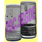 Carcasa Blackberry 9800 / 9810 Torch 1 Y 2 Totalmente Comple