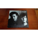 Lp/disco Tears For Fears - Songs From The Big Chair (1985)