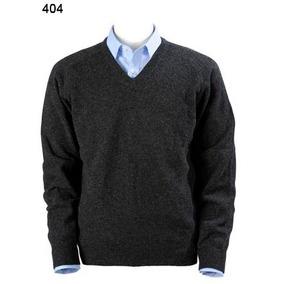 Suéter - Chompa Cuello V - Suave Y Caliente - Oferta