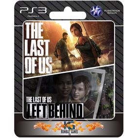 The Last Of Us + Left Behind + Mapas [midia Digital Ps3 ] **