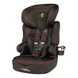 Cadeira Cadeirinha Bebê Automóvel Beline Sp Ferrari Preta
