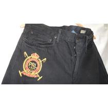 True Jeans Polo Ralph Lauren 34 Nuevo Big Pony Dual Match ¡¡