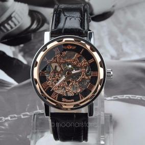 Reloj Skeleton Mecanico Unisex