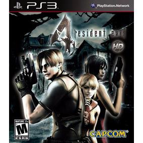 Resident Evil 4 Hd Ps3 Español Digital Tenelo Hoy!!