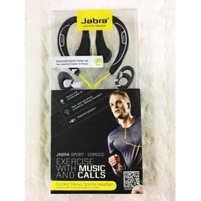 Audífonos Jabra Sport Corded Nuevos Originales Importados