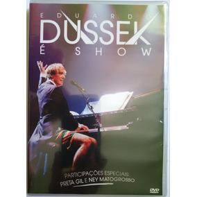 Dvd Eduardo Dussek É Show (original E Lacrado)