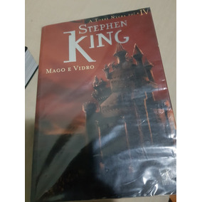 A Torre Negra Iv - Mago E Vidro Volume 4 Stephen King Usado