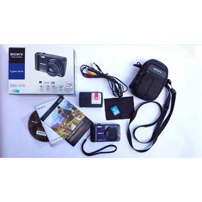 Camara Sony Cyber-shot Dsc-h70 + Accesorios Adicionales