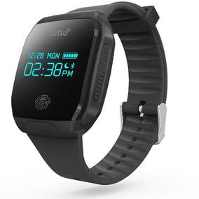 Reloj Smartwatch Instto Insport Lite Natacion Correr Negro