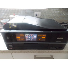 Impresora Multifuncional A Color Epson Artisan 810 Usada
