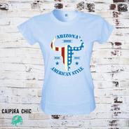 Camiseta, Arizona, Caipira Chic