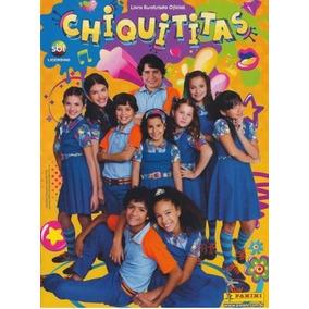 F6518 41 Figurinhas Do Álbum Chiquititas 2013