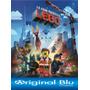 La Gran Aventura Lego ( Bd + Dvd) Blu Ray Original- Almagro
