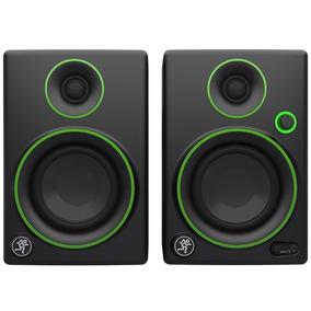 Mackie Cr3 . Monitores De Áudio 50 W . Par . Loja !