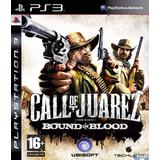 Call Of Juarez Bound In Blood Ps3 Esp Digital Tenelo Hoy!!