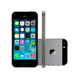 Apple Iphone 5s 16gb Space Gray Original Promoção