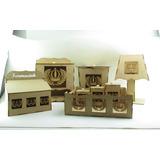Kit 8pcs- Principe +placa Maternidade 3d - C/placa/fiação