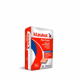 Klaukol Flex 30 Kgs Pegamento Adhesivo