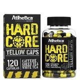 Termogenico Hardcore Yellow Caps 120 Caps - Atlhetica -