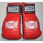 Guantes Morales Entrenamiento Box Kick Boxing Muaythai 16 Oz