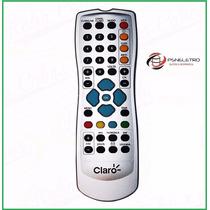 4 X Controle Remoto Claro Tv Original Novo Lacrado