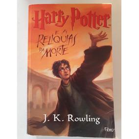 Livro: Harry Potter - E As Relíquias Da Morte
