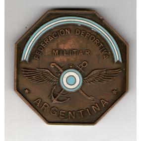 Medalla Federación Deportiva Militar Argentina