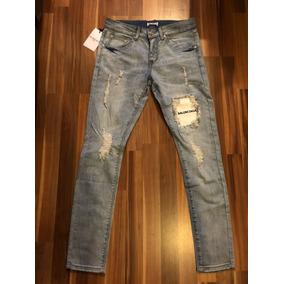 Jeans Balenciaga Caballero Solo Talla 32