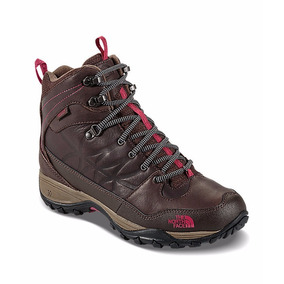 Bota The North Face Storm Winter Impermeable Mujer Cuero