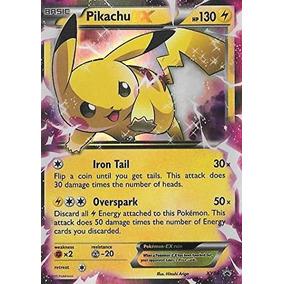 Box Pokemon Pikachu Ex Coleção Lendária Cards Pokemon