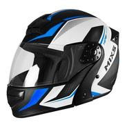 Capacete Para Moto Escamoteável  Gladiator Neo Fosco Loi