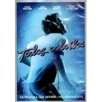 Dvd Todos A Bailar ( Footloose ) 1984 - Herbert Ross