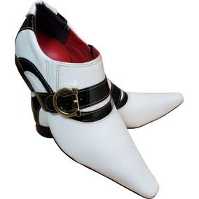 39408cdd6 Sapato Social Preto E Branco Sapatos Sociais - Sapatos Sociais para ...