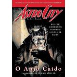 Astro City 4 Anjo Caído Novo Devir Editora Alex Ross