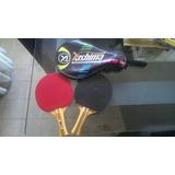 Raquetas De Pin Pon - Tenis De Mesa