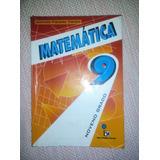 Matematica Libro Fisico Escolar 9no 3er Año Jupiter Figuera