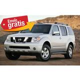 Manual De Taller Nissan Pathfinder 2008 En Español