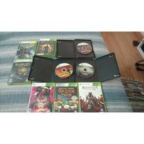 Jogos Originais Xbox360 Seminovos