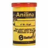 Kit 20 Unidades Anilina 25g Madeira Várias Cores Salisil