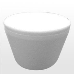 Envase Termico Telgopor Para Helados 1 Kg