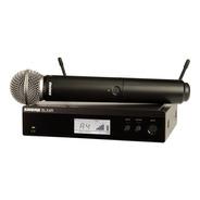 Microfono Inalámbrico Shure Blx24rar/sm58 Mano Sm58