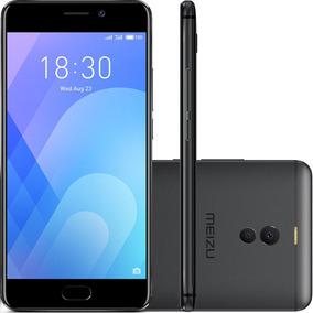 Smartphone Meizu M6 Note Preto, 4gb Ram, 64gb, 4000 Mah