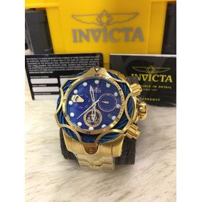 ba76ef4addf Relogio Invicta Reserve Venom 1539 Masculino - Relógios De Pulso no ...
