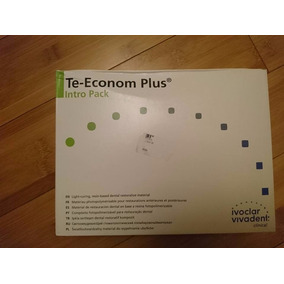 Resina Ivoclar Te-econom Plus