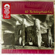 U2 - The Unforgettable Fire (vinilo Color Nuevo)