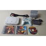 Consola Playstation 1 , Ps1, Play 1 Lente Leyendo Copias