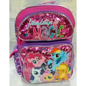 Mochila My Little Pony Primaria 32x42x16 Cm