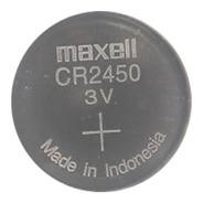 Pilas Maxell Cr2450 3v