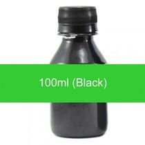 Tinta Hp Universal   Preto   Corante   Qualy Ink   100g