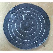 Roda De Pano Brim Polimento/espelhamento De Alumínio E Inox